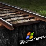 Windows Server 2003 fine supporto