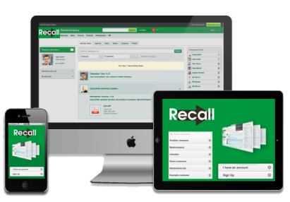 crm recall