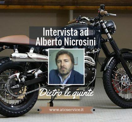 Intervista ad Alberto Nicrosini