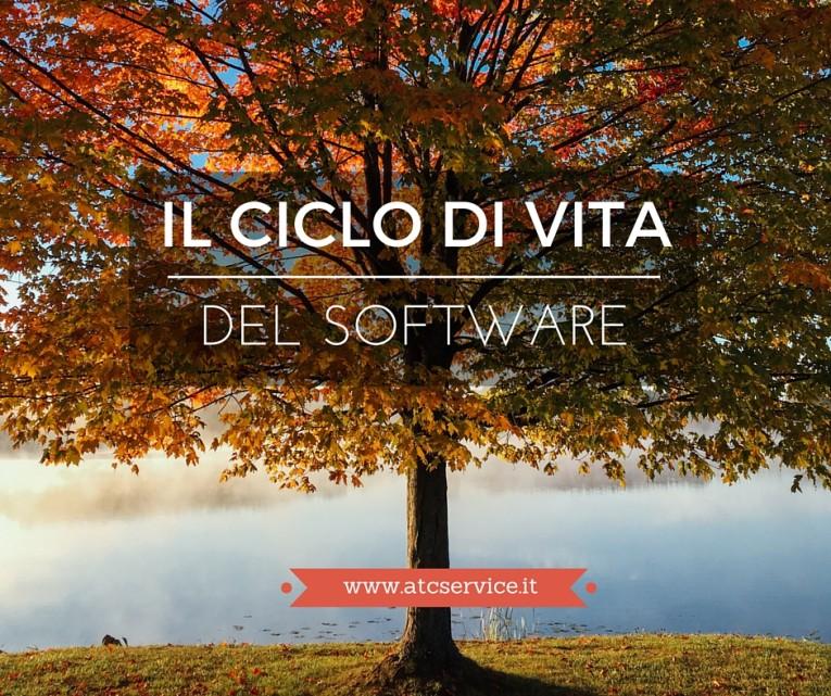 ciclo di vita del software: le fasi