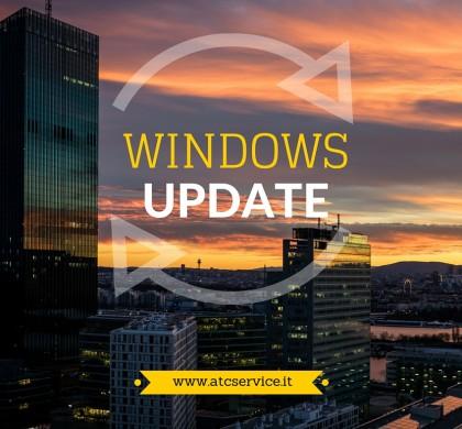 Come aggiornare il sistema operativo con Windows Update