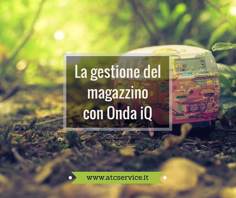 magazzino OndaiQ