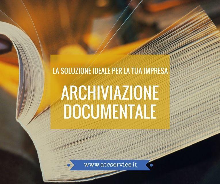 archiviazione documentale