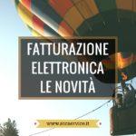Fatturazione elettronica: le novità per le imprese