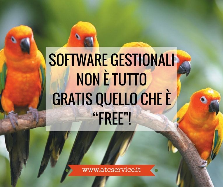 software gestionale free
