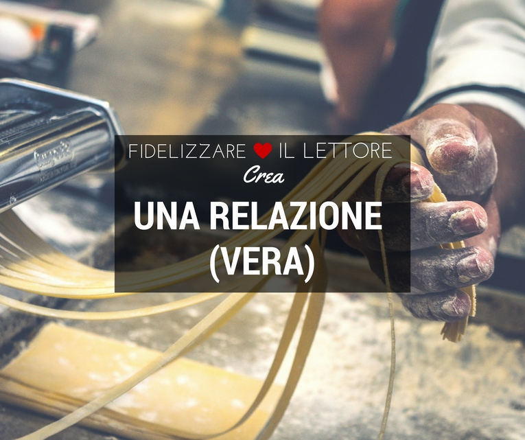 fidelizzare il lettore marketing documentale