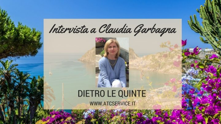 Intervista a Claudia Garbagna
