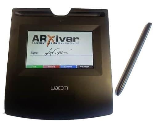 ARXivar firma digitale